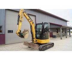 2014 Caterpillar 303.5E CR